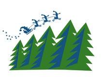 απεικόνιση Χριστουγέννων Στοκ φωτογραφία με δικαίωμα ελεύθερης χρήσης