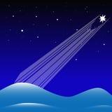 απεικόνιση Χριστουγέννων Στοκ εικόνες με δικαίωμα ελεύθερης χρήσης