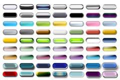 απεικόνιση 02 κουμπιών Στοκ φωτογραφία με δικαίωμα ελεύθερης χρήσης