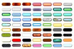 απεικόνιση 08 κουμπιών Στοκ φωτογραφία με δικαίωμα ελεύθερης χρήσης