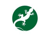 Απεικόνιση Gecko Στοκ Εικόνες