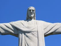 απελευθερωτής Ρίο Χρισ&t στοκ εικόνες με δικαίωμα ελεύθερης χρήσης