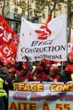 απεργία αποχώρησης του Π&alp Στοκ Φωτογραφίες