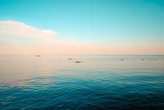 Απεριόριστα νερά Στοκ εικόνα με δικαίωμα ελεύθερης χρήσης