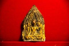 Απεσταλμένος Tim ` PU Luang prai Phong Phra από το συνεργάτη κισσών ` για να ωθήσει την πιό γενναιόδωρη γοητεία της Maha Στοκ Εικόνες