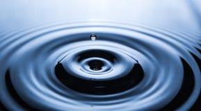 Απελευθέρωση νερού στοκ εικόνες με δικαίωμα ελεύθερης χρήσης