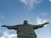Απελευθερωτής Χριστού από κάτω από Στοκ εικόνες με δικαίωμα ελεύθερης χρήσης