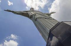 Απελευθερωτής Χριστού στο Ρίο ντε Τζανέιρο Στοκ Φωτογραφία