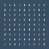 Απελευθερώσεις βροχής απεικόνιση αποθεμάτων