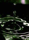 Απελευθερώσεις νερού στοκ εικόνες