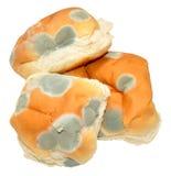 Απηρχαιωμένοι ρόλοι ψωμιού Στοκ Εικόνα