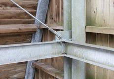 Απλή κατασκευή μετάλλων Στοκ φωτογραφίες με δικαίωμα ελεύθερης χρήσης
