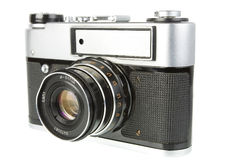 Απλή φωτογραφική μηχανή ταινιών Στοκ Εικόνες