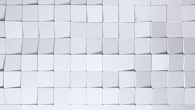 Απλή χαμηλή πολυ τρισδιάστατη επιφάνεια ως λάμποντας περιβάλλον Μαλακό γεωμετρικό χαμηλό πολυ υπόβαθρο των καθαρών άσπρων γκρίζων διανυσματική απεικόνιση