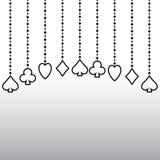 απλό τερματικό απεικόνισης αεροσκαφών Στοκ Εικόνες