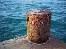 αποβάθρα αγκυροβολίο&upsil Στοκ Εικόνες