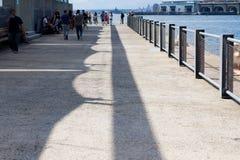 Αποβάθρα 6 γεφυρών του Μπρούκλιν Στοκ Εικόνες