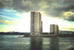Αποβάθρα καινοτομίας Στοκ φωτογραφίες με δικαίωμα ελεύθερης χρήσης