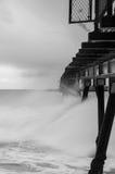 Αποβάθρα Καλιφόρνιας Στοκ Φωτογραφίες