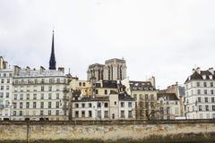 Αποβάθρα Παρίσι Στοκ φωτογραφία με δικαίωμα ελεύθερης χρήσης