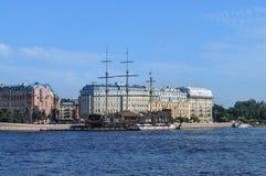 Αποβάθρα πόλεων Στοκ Φωτογραφία