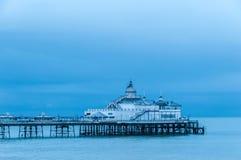 Αποβάθρα του Ήστμπουρν στο UK στοκ εικόνες με δικαίωμα ελεύθερης χρήσης