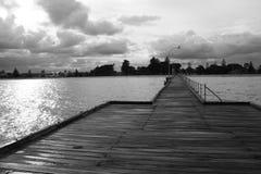 Αποβάθρα του Αλτόνα Στοκ Φωτογραφία