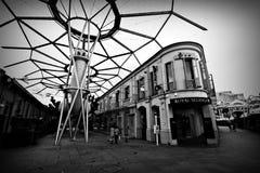 Αποβάθρα του Κλαρκ Στοκ φωτογραφία με δικαίωμα ελεύθερης χρήσης