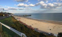 Αποβάθρα του Bournemouth Στοκ φωτογραφία με δικαίωμα ελεύθερης χρήσης
