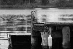 αποβάθρα Στοκ φωτογραφία με δικαίωμα ελεύθερης χρήσης