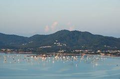 Αποβάθρα Chalong, Phuket Στοκ Φωτογραφίες