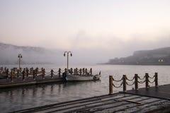 Αποβάθρα Eyup Στοκ Φωτογραφίες