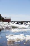 Αποβάθρα Havenside Στοκ φωτογραφίες με δικαίωμα ελεύθερης χρήσης