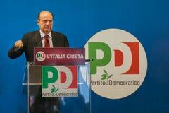 Αποβάθρα Luigi Bersani Στοκ Εικόνες