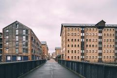 Αποβάθρες του Γκλούτσεστερ στο ηλιοβασίλεμα Στοκ φωτογραφίες με δικαίωμα ελεύθερης χρήσης