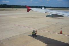 απογείωση αεροπλάνων άμεση Στοκ εικόνες με δικαίωμα ελεύθερης χρήσης