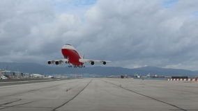 Απογείωση αεροσκαφών επιβατών φιλμ μικρού μήκους