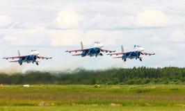 απογείωση Στοκ εικόνα με δικαίωμα ελεύθερης χρήσης