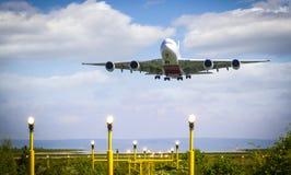 Απογείωση Στοκ φωτογραφίες με δικαίωμα ελεύθερης χρήσης