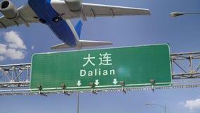 Απογείωση Dalian αεροπλάνων φιλμ μικρού μήκους
