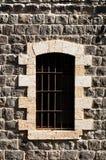 Απογυμνωμένο παράθυρο Στοκ εικόνες με δικαίωμα ελεύθερης χρήσης