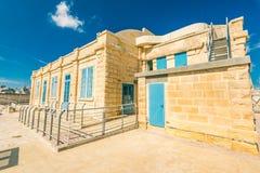 Αποδοκιμασίες στο οχυρό Άγιος Angelo, Birgu, Μάλτα Στοκ Εικόνα