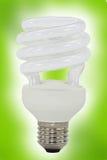 αποδοτικό πράσινο φως Στοκ Εικόνες