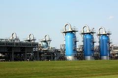 αποθήκευση αερίου Στοκ εικόνες με δικαίωμα ελεύθερης χρήσης