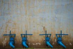 Αποθήκευση βαλβίδων Στοκ φωτογραφία με δικαίωμα ελεύθερης χρήσης