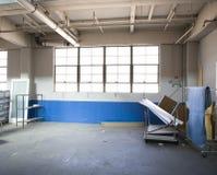 αποθήκευση εργοστασίων Στοκ φωτογραφία με δικαίωμα ελεύθερης χρήσης