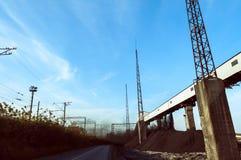 Αποθήκευση του άνθρακα στο απόθεμα Στοκ εικόνα με δικαίωμα ελεύθερης χρήσης