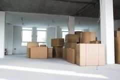 αποθήκη εμπορευμάτων απ&omicro Στοκ φωτογραφία με δικαίωμα ελεύθερης χρήσης