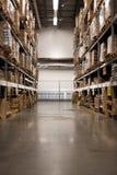 αποθήκη εμπορευμάτων βα&sigm Στοκ Φωτογραφία