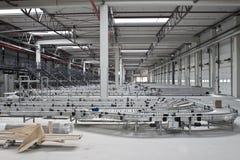 αποθήκη εμπορευμάτων δι&alph Στοκ Φωτογραφίες
